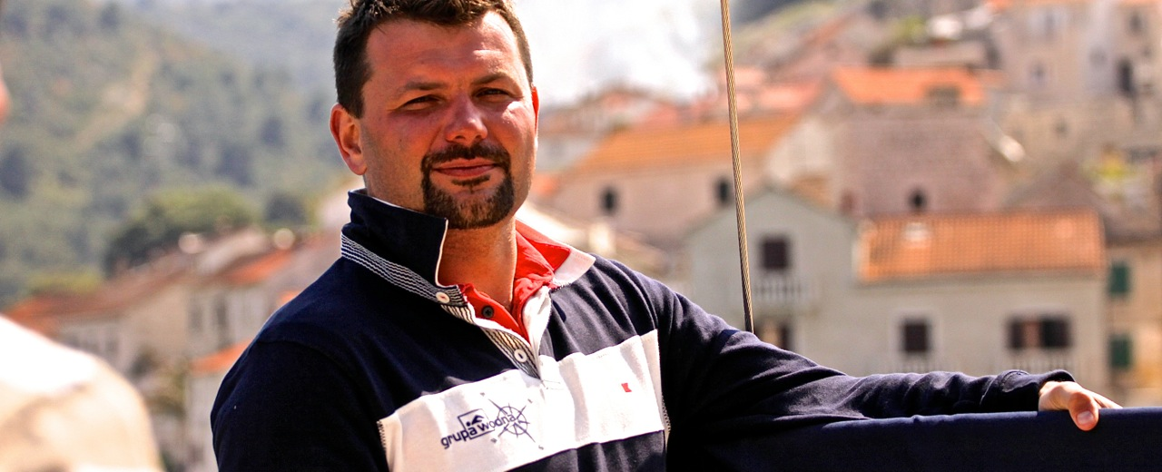 Kapitan Marcin Trudnowski Grupa Wodna