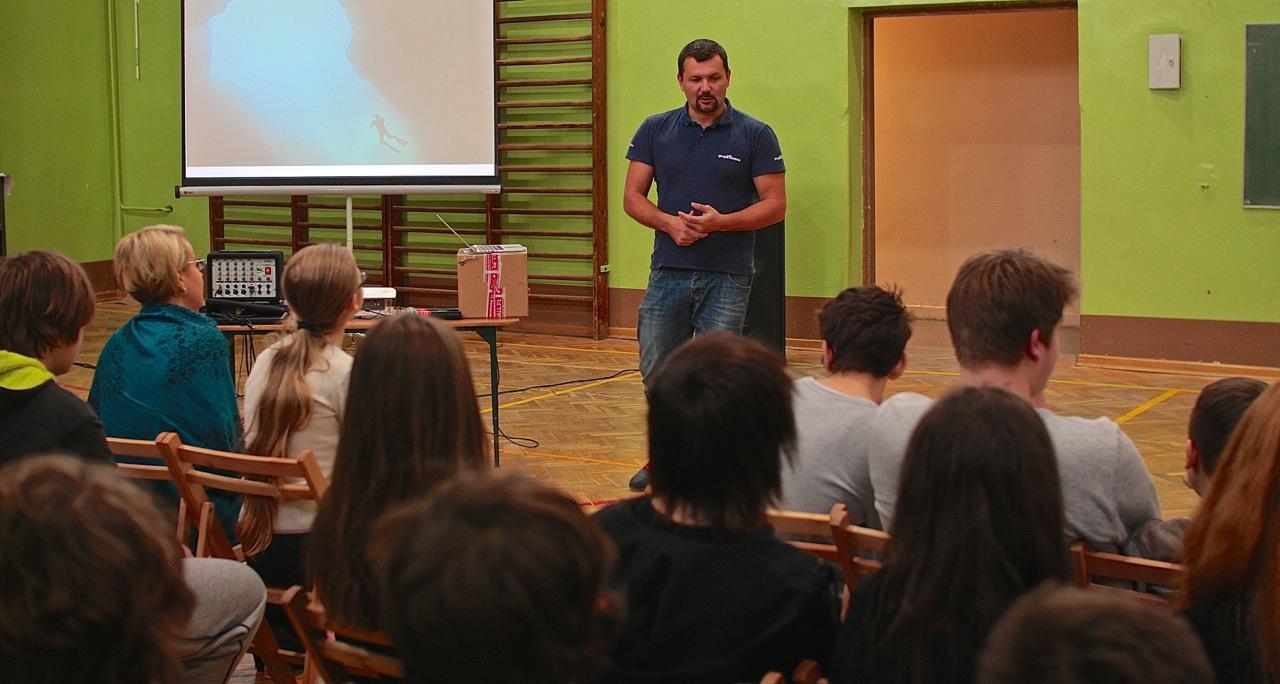 Marcin Trudnowski Grupa Wodna