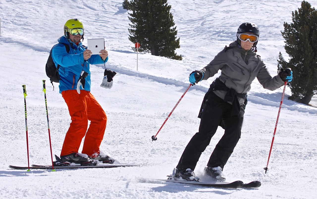 narty grupa wodna zillertal alpy szkolenie