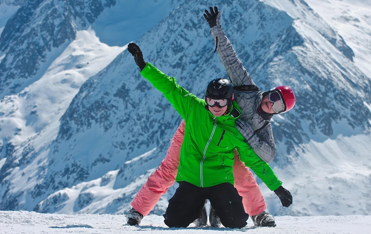 szkolenie narciarskie Alpy Grupa Wodna