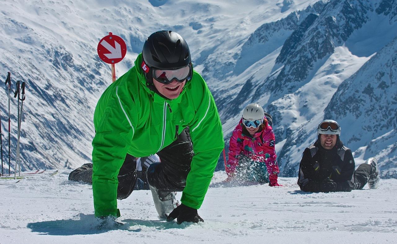 narty Alpy Grupa Wodna