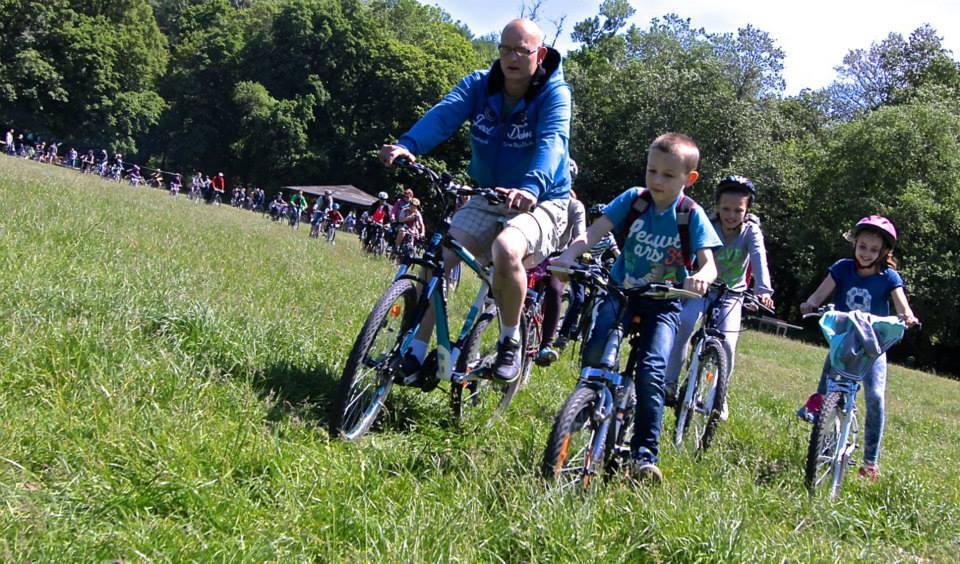 rowery rajd rowerowy grupa wodna