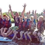 Kolonie Wodne Grupa Wodna I turnus 2015
