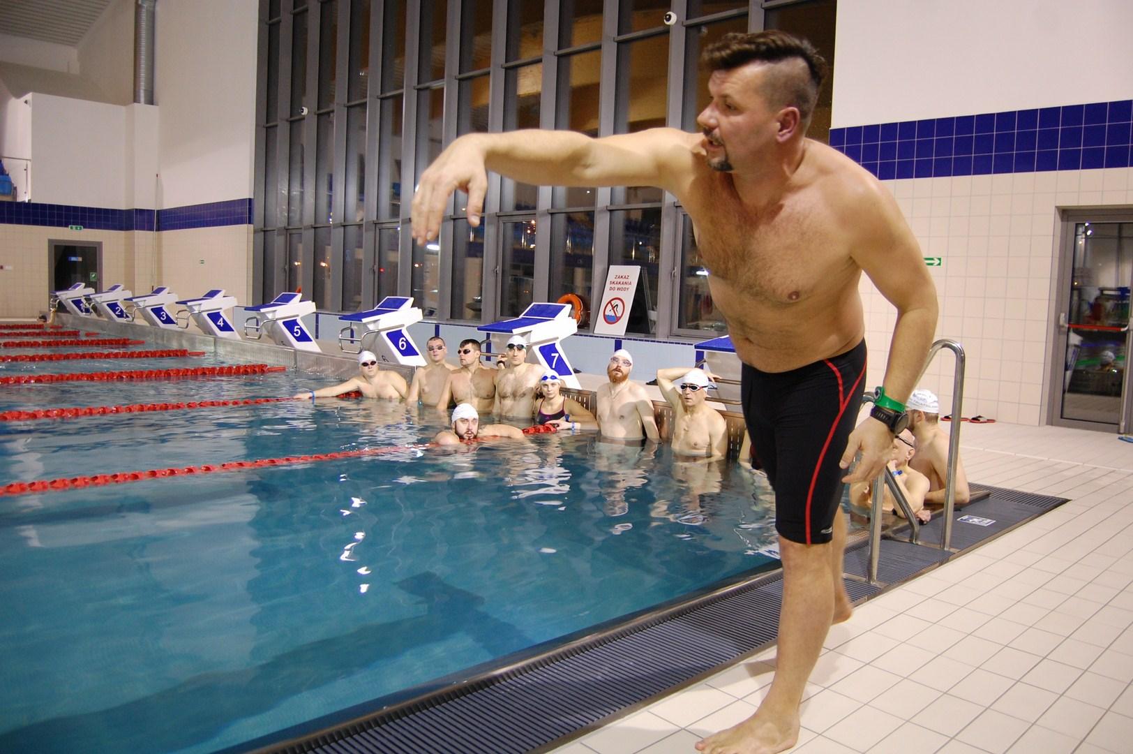 pływanie dla dorosłych grupa wodna