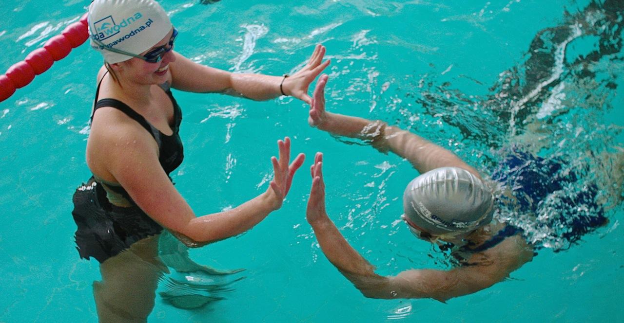 24h sztafeta pływacka elbląg dolinka grupa wodna