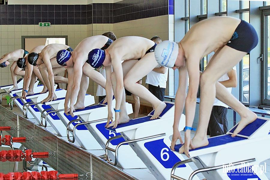 nauka pływania elbląg Grupa Wodne Dolinka basen