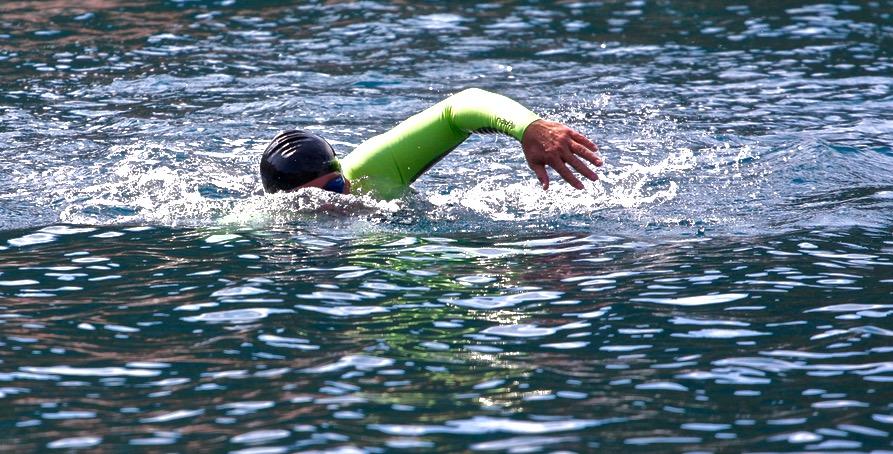 pływanie długodystansowe wody otwarte open water Grupa Wodna