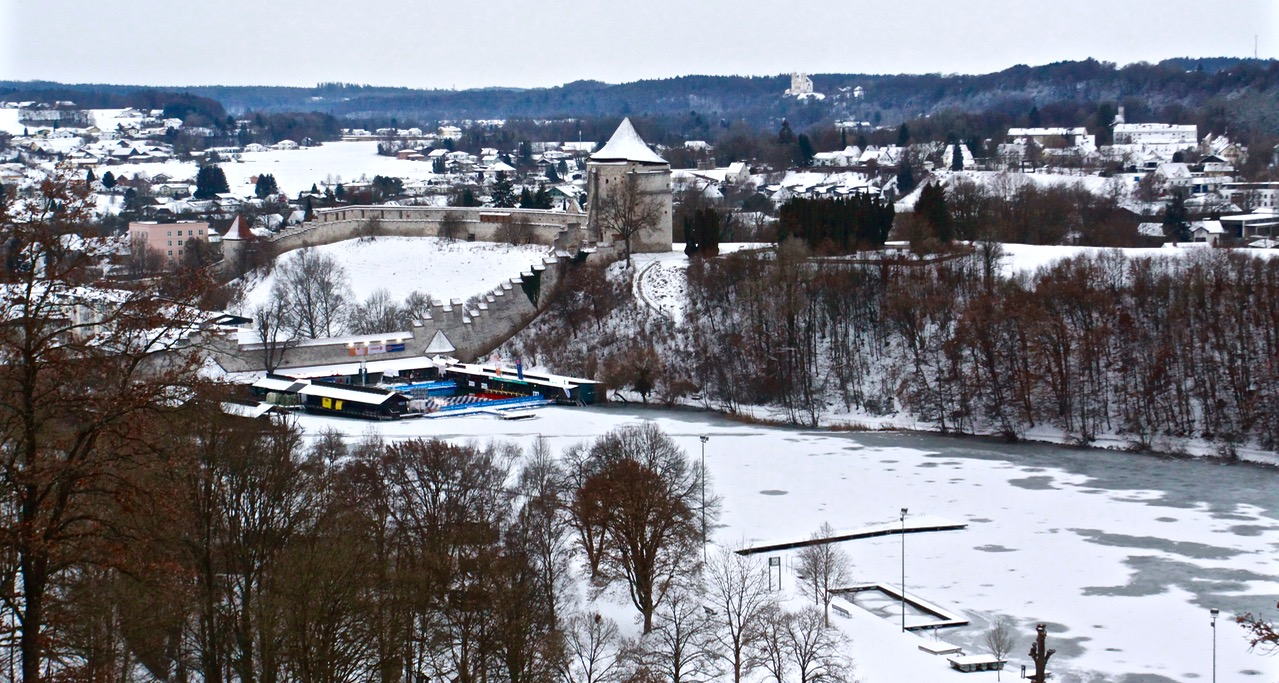 burghausen iceswimming 2017
