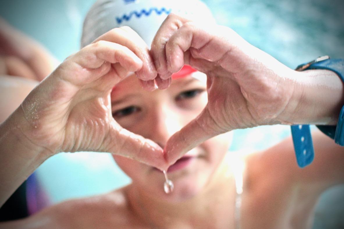 nauka pływania elbląg grupa wodna  pływanie