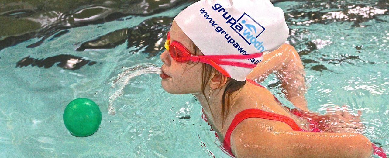 nauka wydechu szkoła pływania
