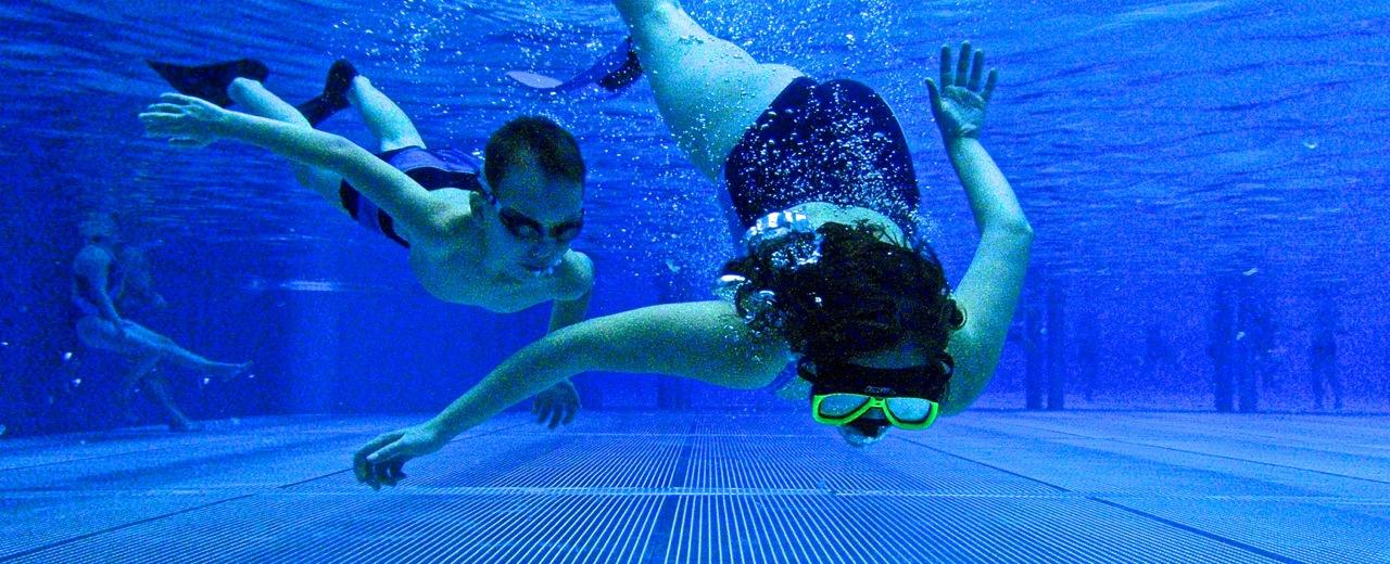 Nauka szkoła pływania Grupa Wodna