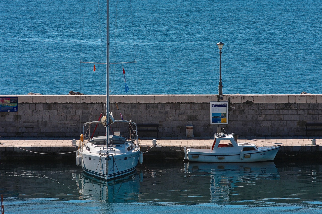 rejs stażowo szkoleniowy Chorwacja Czarnogóra Grupa Wodna