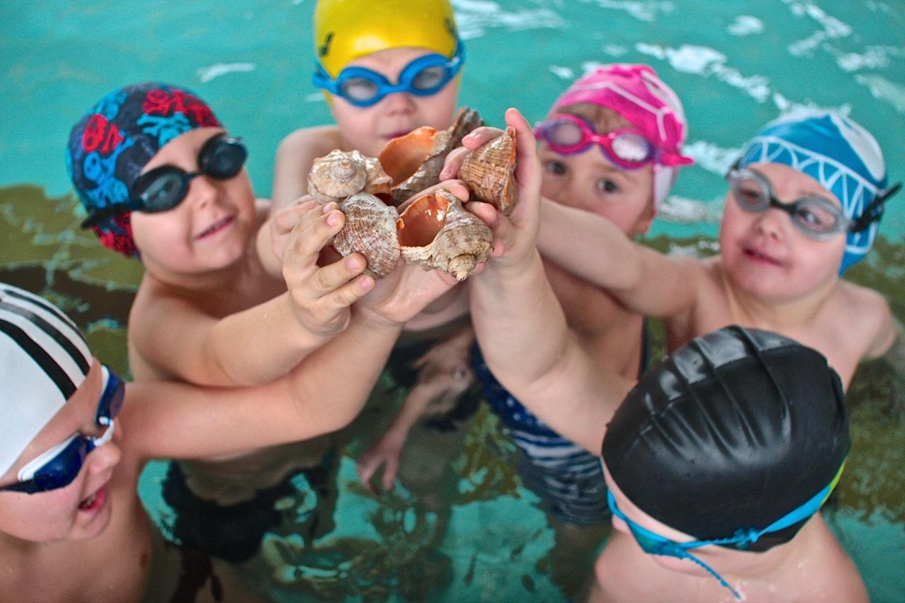 szkoła pływania Grupa Wodna