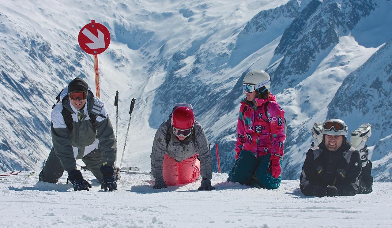 wyjazd narciarski wAlpy Grupa Wodna