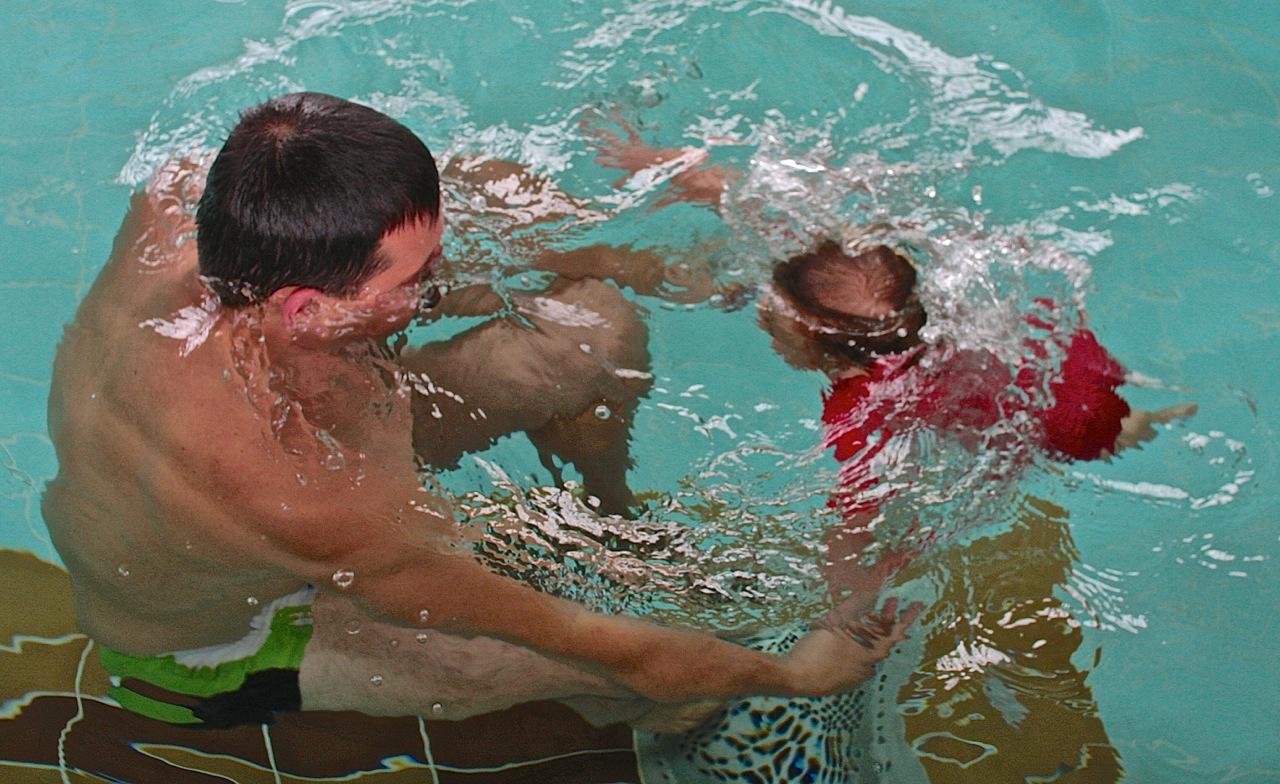 nauka pływania dzieci grupa wodna elbląg