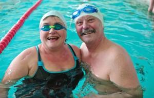 Ile radości z pływania!