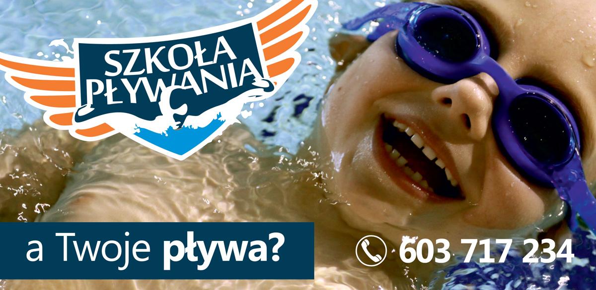 nauka szkoła doskonalenie pływania Elbląg