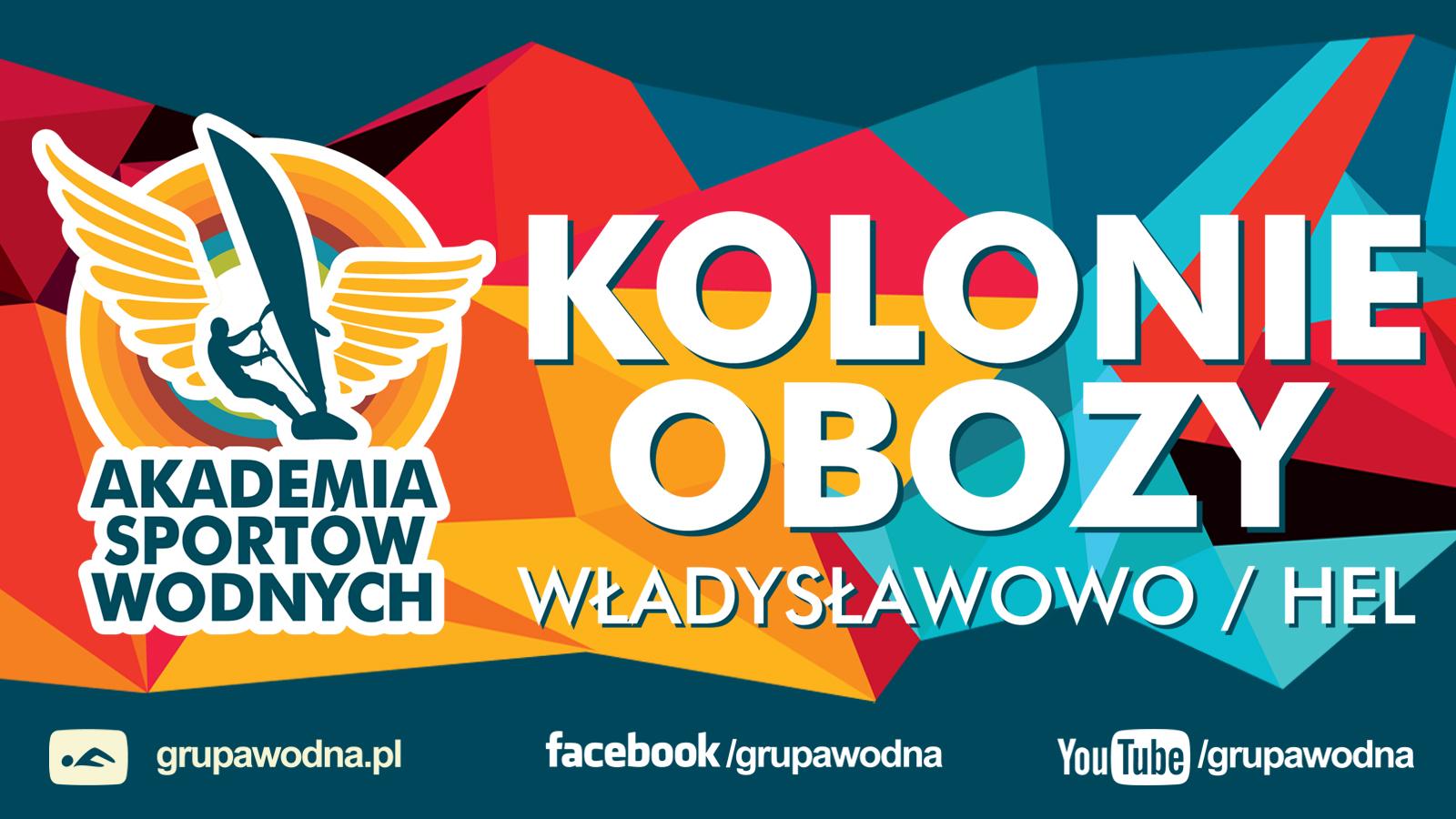 Grupa Wodna kolonie wodne dla dzieci i młodzieży Władysławowo Hel