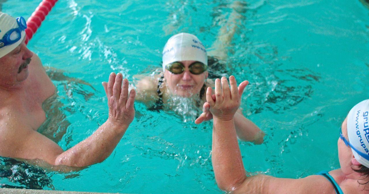 24h sztafeta pływacka dolinka elbląg grupa wodna