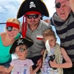 rodzinny rejs grecja grupa wodna