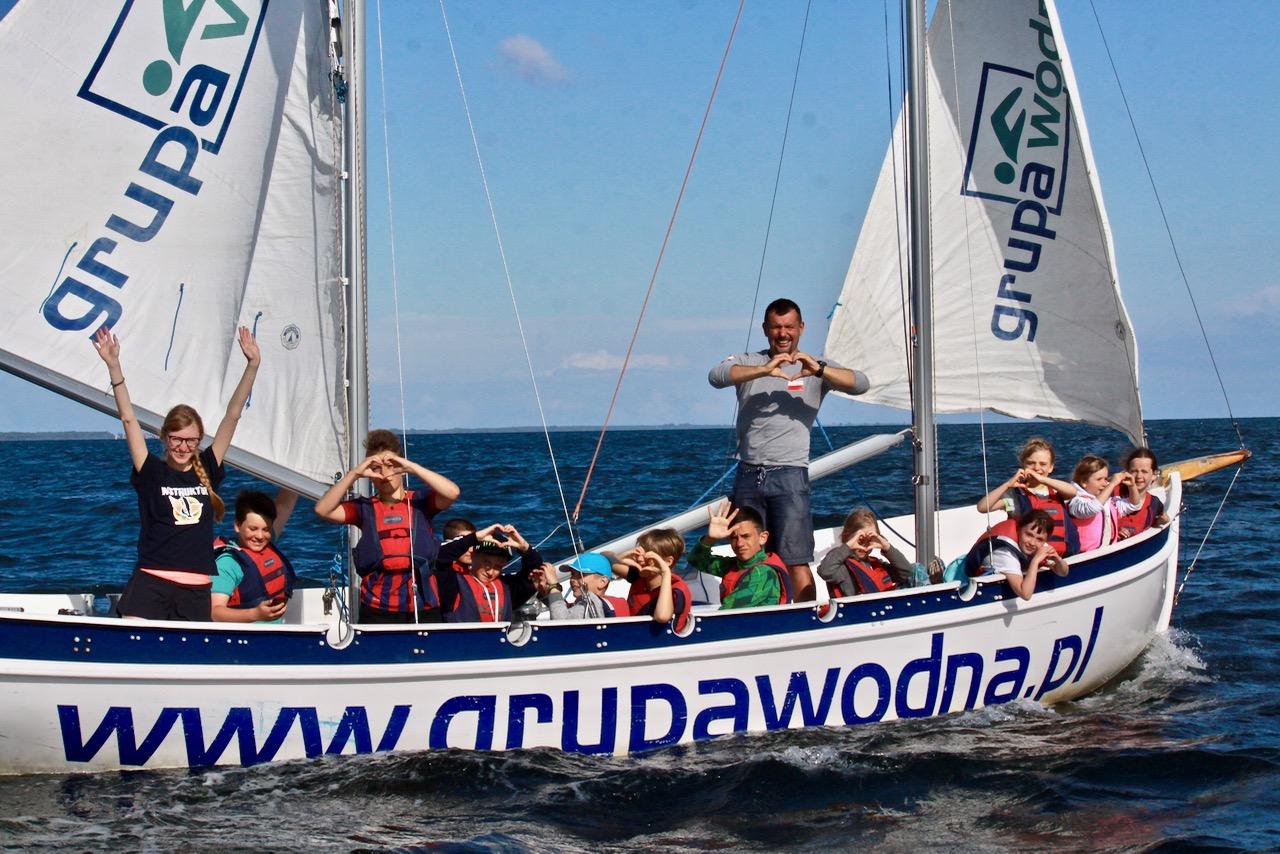 Marcin Trudnowski sprawdzony organizator kolonii dla dzieci nad morzem