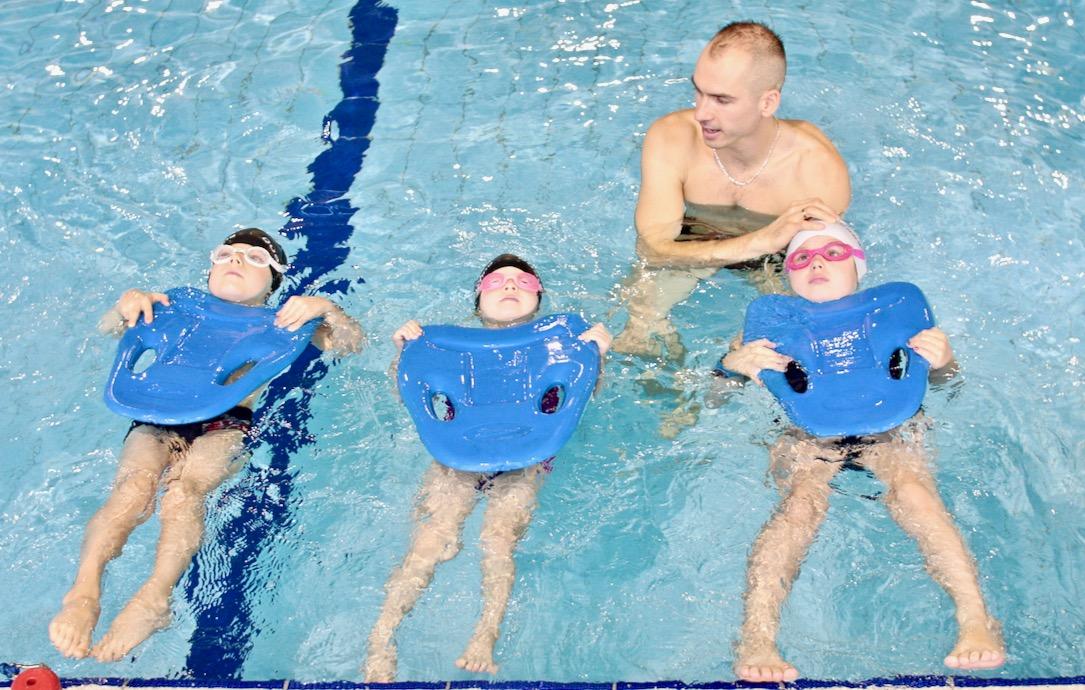 nauka pływania dla dzieci Elbląg