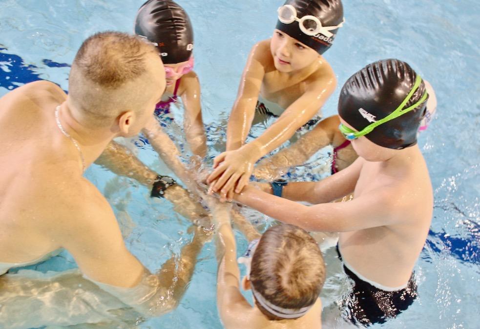 Grafik Wygodny nauka pływania Elbląg