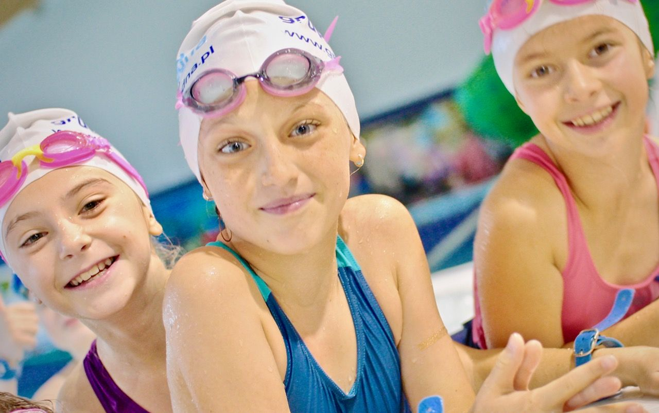 nauka pływania Elbląg Grupa Wodna